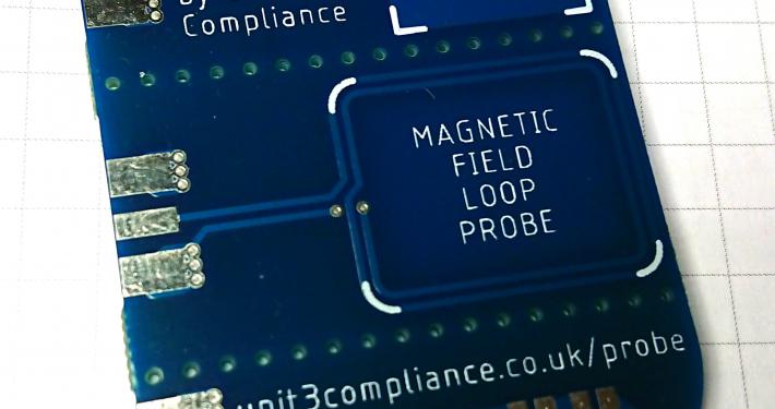 unit 3 compliance pocket debug probe