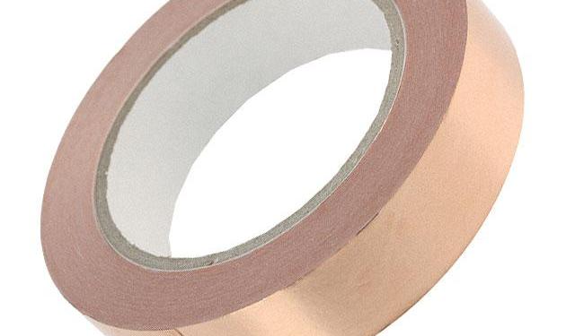 a roll of Wurth Elektronik copper tape - the scoundrels last resort?