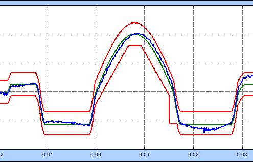 10g 16ms half sine shock test profile