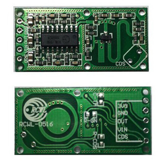 RCWL-0516 - board image from github.com-jdesbonnet